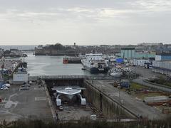 port de CONCARNEAU,