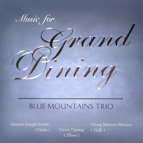Blue Mountains Trio