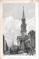 Saint Michael's Church, Pitt Street, Liverpool (Demolished)