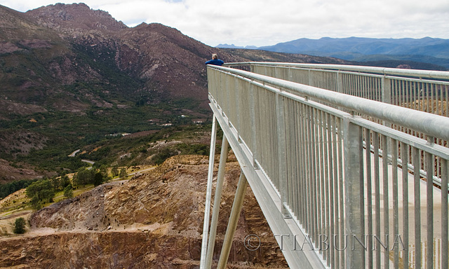 Mt Lyell Lookout