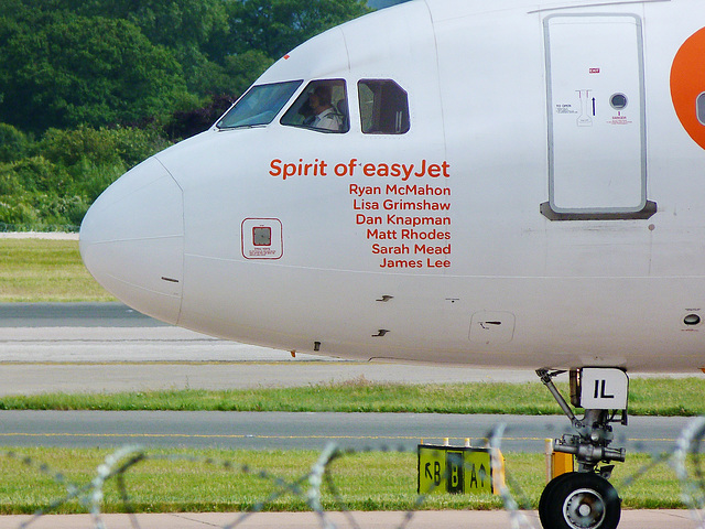 Spirit of easyJet