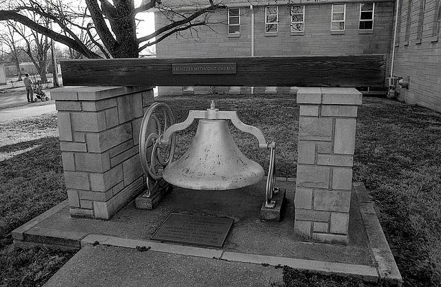 Ebenezer Methodist Church Bell