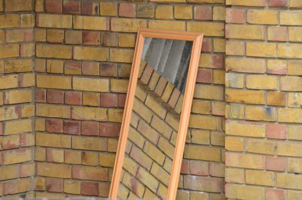 Reflected bricks