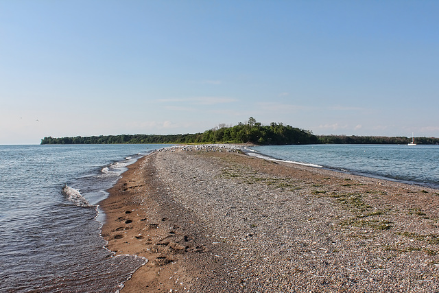 Canada-due north (end of FishPoint)