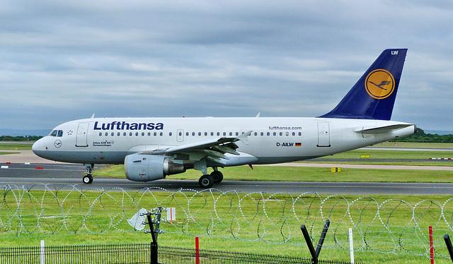 Lufthansa LW