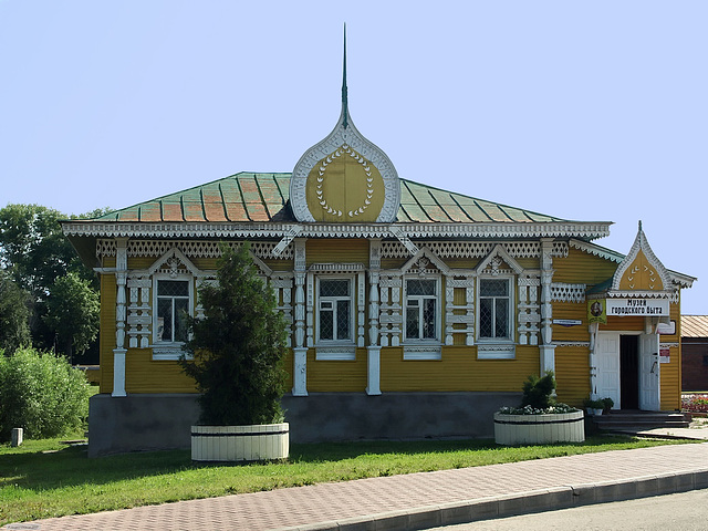 P7120568ac Uglich Old Wooden Visitor's Center