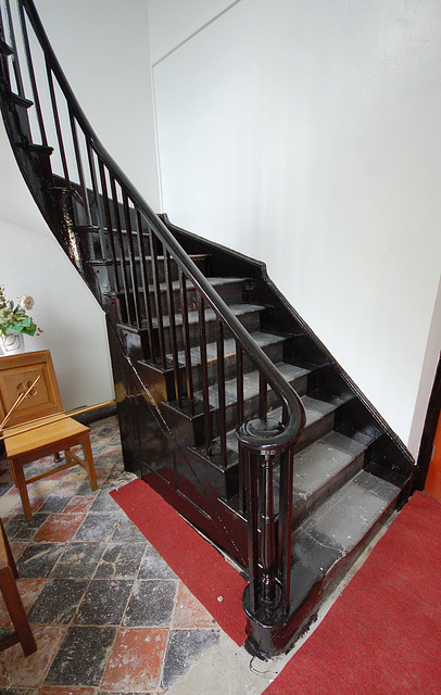 Gallery Stair, Saint Martin's Church, Talke, Staffordshire