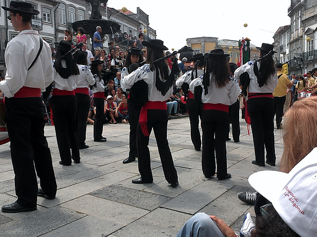 Banda de Zés Pereiras