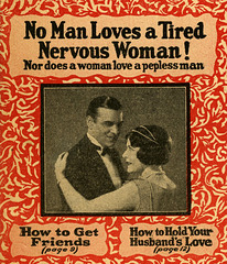 No Man Loves a Tired Nervous Woman!
