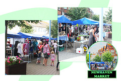 Newhaven Market - 17.8.2013