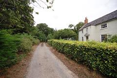 The Pines, Frostenden Corner, Frostenden, Suffolk