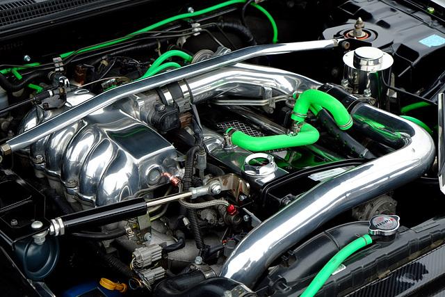 Dunsfold W&W Engine X-E1