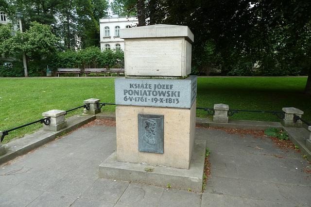 Leipzig 2013 – Monument for Prince Józef Poniatowski
