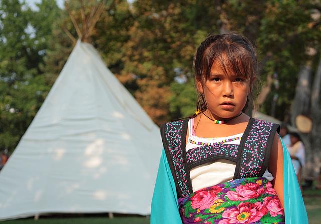 Aboriginal Girl