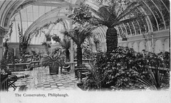 The Conservatory, Philiphaugh, Borders (Demolished)
