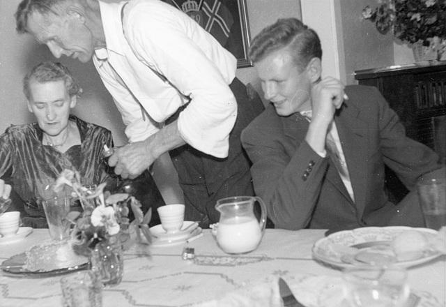 (135) Johanna Kroken, Harald Edøy og Tormod Edøy