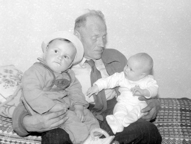 (138) John Steinar Bergum, Magnus Kroken og May Grønneberg