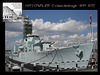 HMS Cavalier - The Historic Dockyard Chatham - 25.8.2006