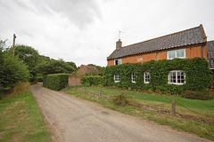Frostenden Corner, Frostenden, Suffolk
