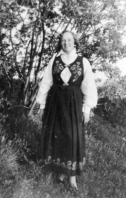(167) Randi (Svendsen) Tryti