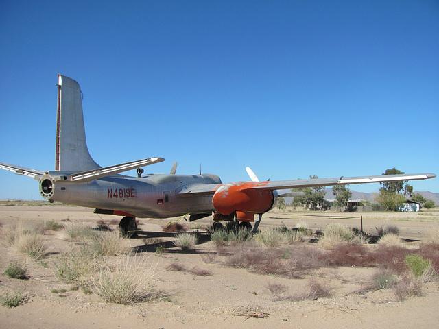 Douglas A-26B Invader