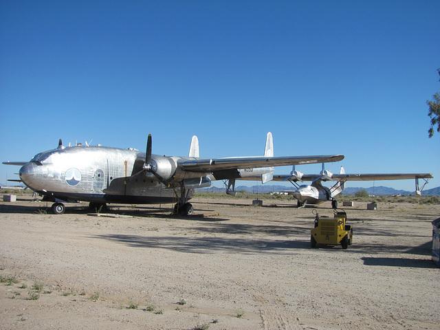 """Fairchild C-119 """"Flying Boxcar"""""""