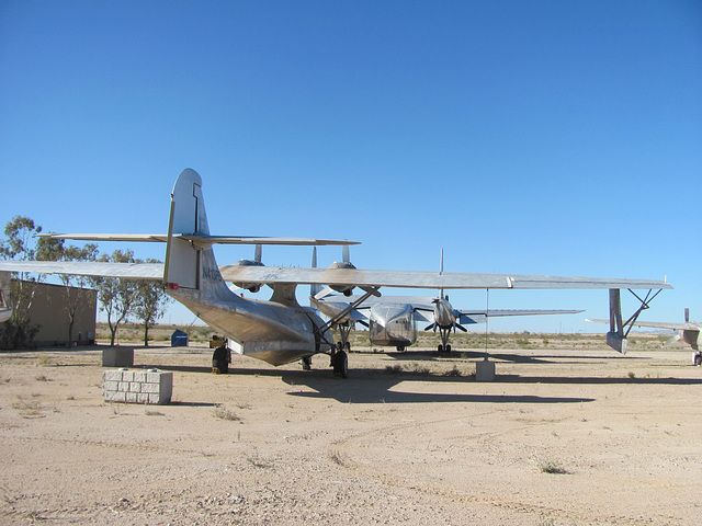 Catalina And Flying Boxcar