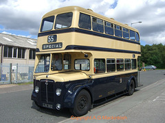 Daimler CLG5 / MCW LOG 302 Aldridge 18-08-13