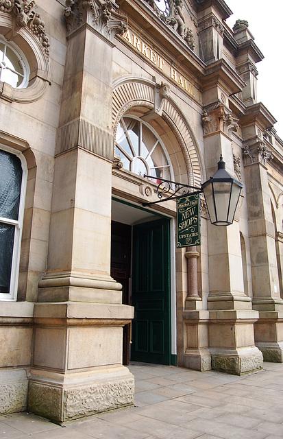 Market Hall, Accrington, Lancashire