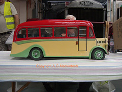 Model Bedford OB / Duple Aldridge 18-08-13