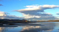 Morning Light, Dornoch Firth, Sutherland, Scottish Highlands