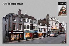 Lewes 50 - 58 High Street - 19.2.2014