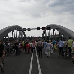 Waldschlösschenbrücke am 25.08.2013