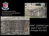 Tomb of Edwd Curteis - Tenterden - 21.7.2006