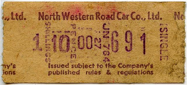 North Western Road Car Co., Ltd