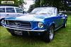 1967 Ford Mustang - AUB 312E