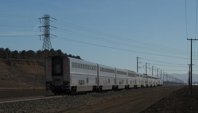 King City - Amtrak Coast Starlight (0976)