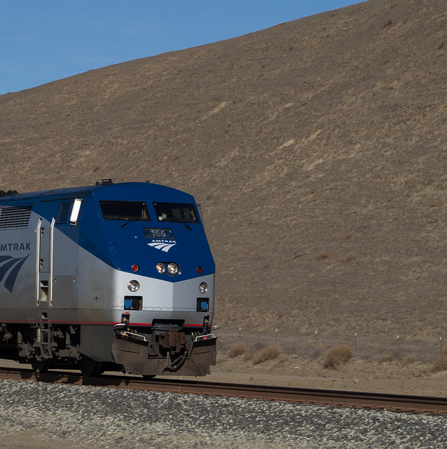 King City - Amtrak Coast Starlight (0975)