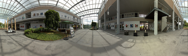 Unfinished Planet - 360° Exhibition View