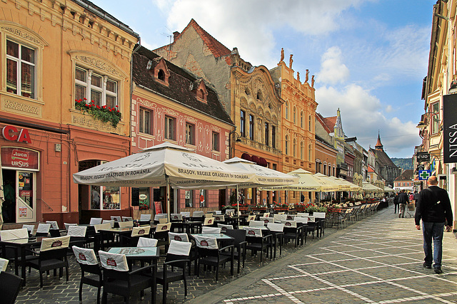Strada Republicii, Brașov