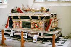 Duke of Norfolk's tomb, Framlingham (4)