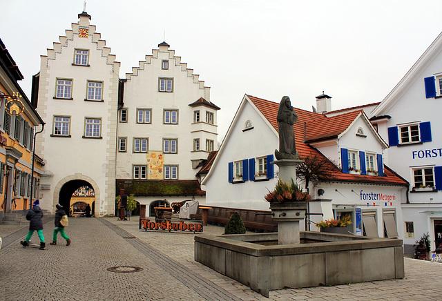 Tettnang Marienbrunnen