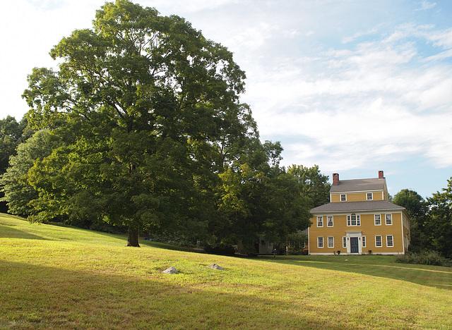 Eastford village, Connecticut