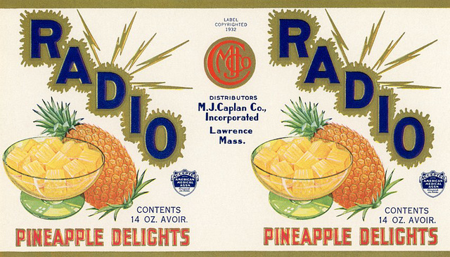 Radio Pineapple Delights