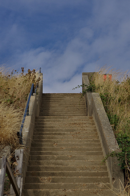 Stairway to Heaven 28-80mm lens