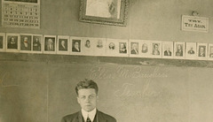Elias M. Baugher, Teacher (Detail)