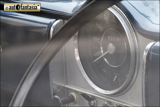 1966 Morris Minor 1000 - DOT 628D