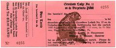 Groundhog Lodge No. 12, Gathering, Shartlesville, Pa., May 4, 1990
