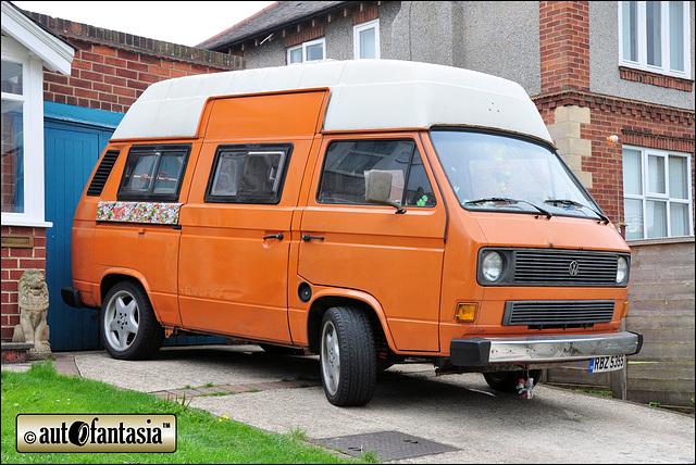 1985 VW Transporter - RBZ 5355