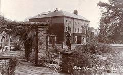 Hainford Hall Norfolk (Now Derelict)